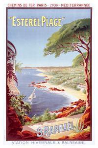 St. Raphael Beach Resort by Henri Gray