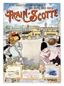 Train by Henri Gray