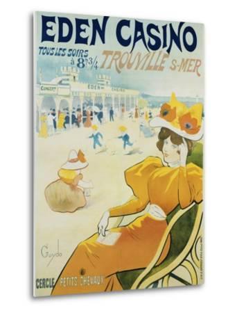 Eden Casino Poster