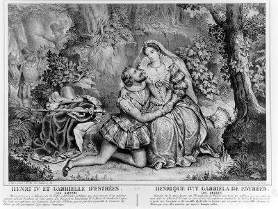 Henri IV--Giclee Print