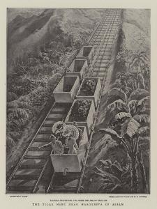The Tilak Mine Near Margerita in Assam by Henri Lanos