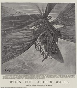 When the Sleeper Wakes by Henri Lanos