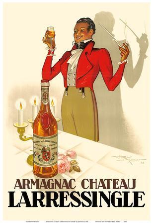 Armagnac Chateau Larressingle - French Brandy