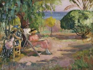 A Summer's Day by Henri Lebasque
