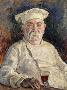 Chef by Henri Lebasque