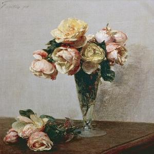 Rose by Henri Lebasque
