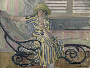The Cigarette by Henri Lebasque