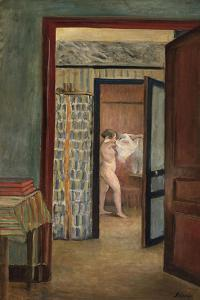 The Toilet by Henri Lebasque