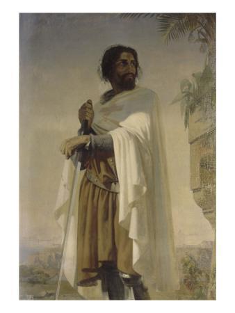 Hugues de Payens, premier grand-maître de l'ordre du Temple (?-1136)