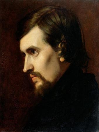 Portrait of Charles-Francois Gounod 1841