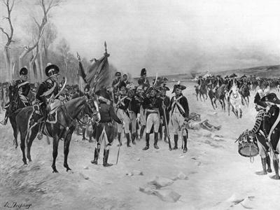 Battle of Ballinamuck, Ireland, 1798