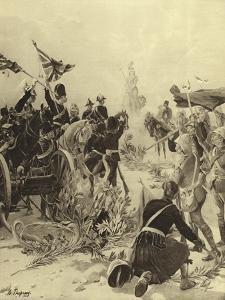 Rule Britannia by Henri-Louis Dupray