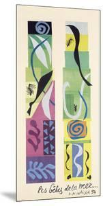 Beasts of the Sea by Henri Matisse