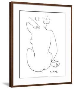 Black Sketch by Henri Matisse