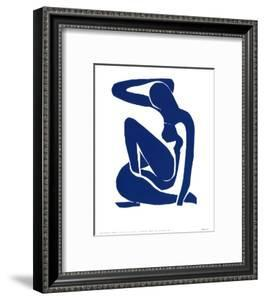 Blue Nude I, c. 1952 by Henri Matisse