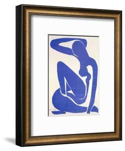 Blue Nude I, c.1952 by Henri Matisse