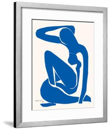 Blue Nude by Henri Matisse