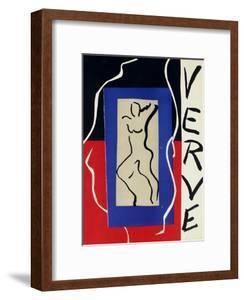 Couverture de Verve I by Henri Matisse