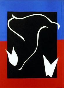 Couverture de Verve II by Henri Matisse