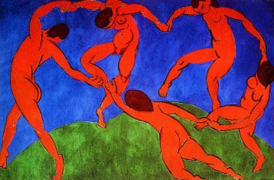 Dance, 1911 by Henri Matisse