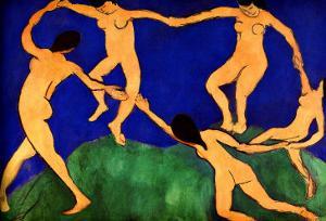 Dance I by Henri Matisse