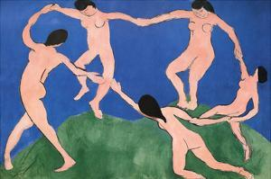 Dance I by Henri Matisse