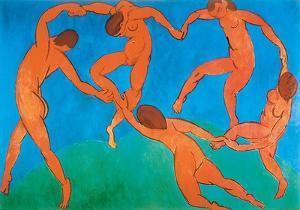 Dance by Henri Matisse