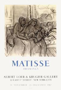 Expo 67 - Albert Loeb & Krugier Gallery by Henri Matisse