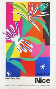 Expo Musée Matisse Danseuse Créole by Henri Matisse