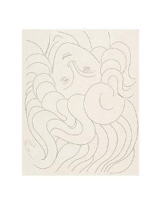 Female Head, 1930-32 by Henri Matisse