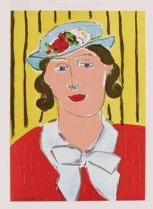 Femme au Chapeau by Henri Matisse