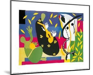 King's Sadness, c.1952 by Henri Matisse