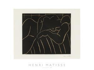 La Sieste, 1938 by Henri Matisse