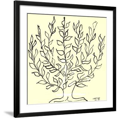 Le Buisson by Henri Matisse