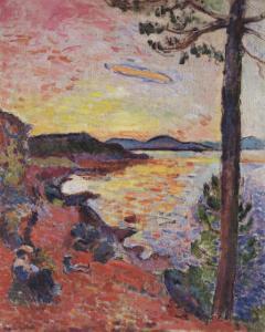 Le Gouter, 1904 by Henri Matisse