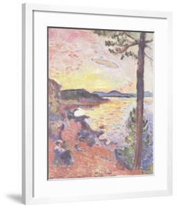 Le Gouter by Henri Matisse