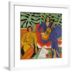 Music, c.1939 by Henri Matisse