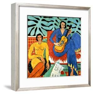 Music by Henri Matisse