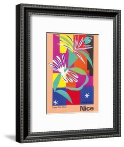 Nice, France - Côte d'Azur by Henri Matisse