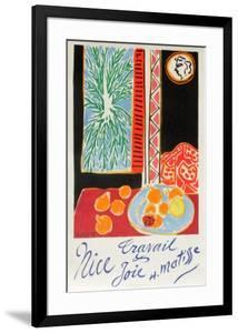 Nice Travail Et Joie by Henri Matisse