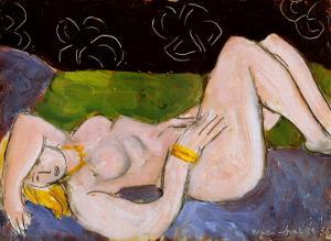 Nu Allonge by Henri Matisse