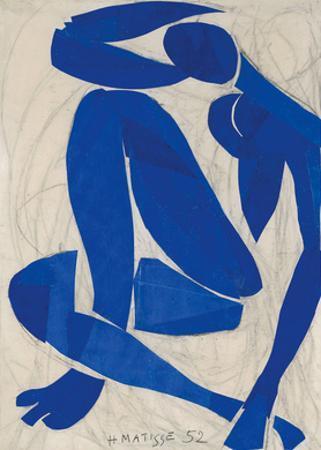 Nu Bleu IV