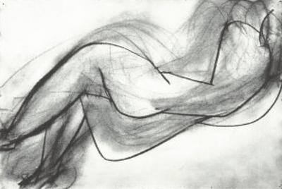 Nu Couche de Dos, c.1944 by Henri Matisse