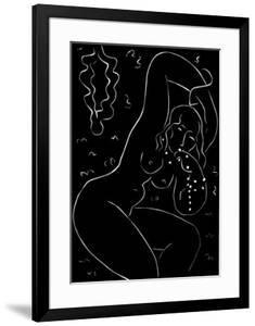 Nude with Bracelet by Henri Matisse
