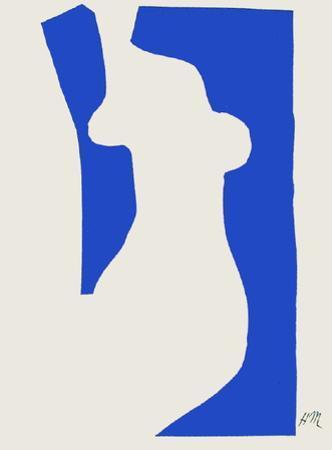 Papiers Decoupes - Venus by Henri Matisse