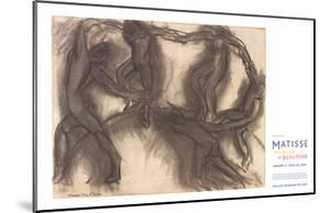 Study for Dance (III) by Henri Matisse