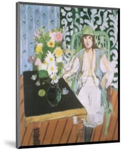 The Black Table by Henri Matisse