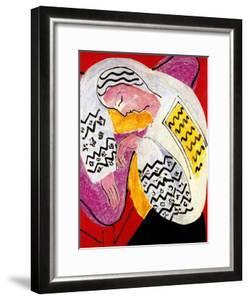 The Dream by Henri Matisse