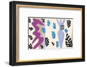 The Knife Thrower, pl. XV from Jazz, c.1943 by Henri Matisse