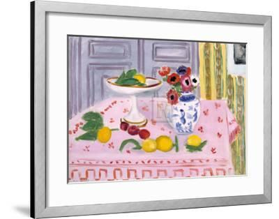 The Pink Tablecloth, c.1925